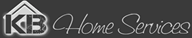 KB Home Services logo